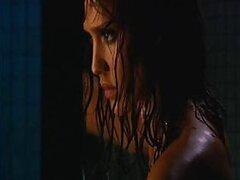 Caliente compilacion de escenas donde vemos a la hermosa celebridad Jessica Alba