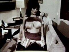 Archivo porno retro Video: Gordita Chasin,