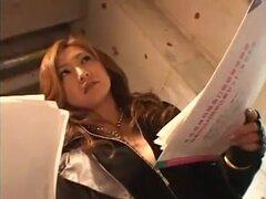 Japonés 247 video la mujer que se considera para ser un esclavo, Japonés 247 video la hermosa mujer que se considera ser un esclavo